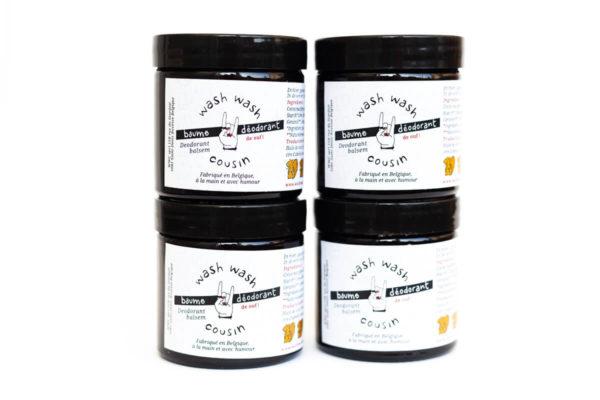 4 Baumes déodorants