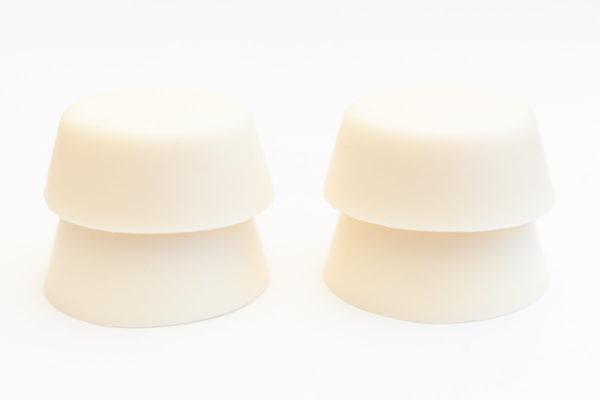 4 Shampoings solides pour cheveux secs