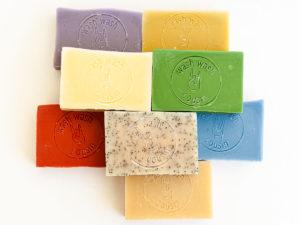 Pack gamme savon solide Wash Wash Cousin